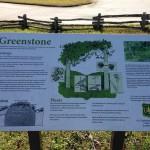 Greenstone information - Popcorn Overlook